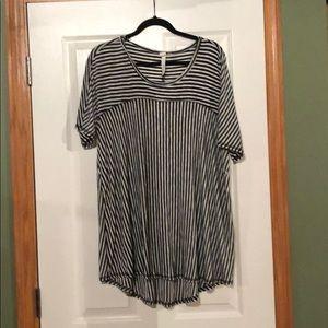 NY Collection short sleeve shirt